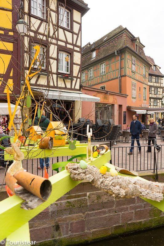 Colmar, Alsace Route, France