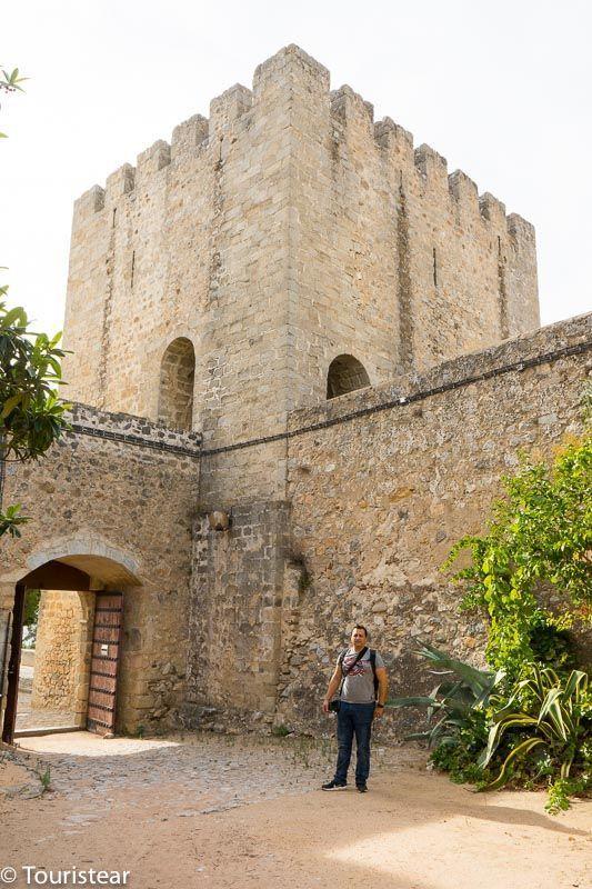 Elvas Portugal el castillo