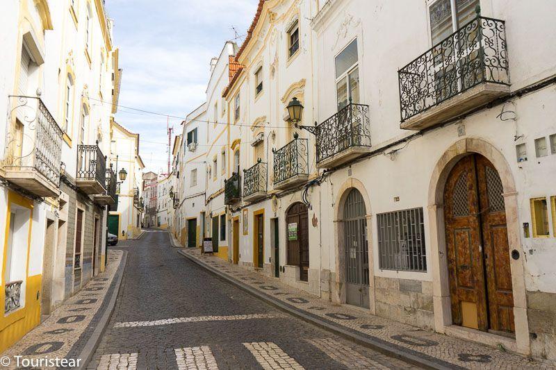 Elvas Portugal pueblo