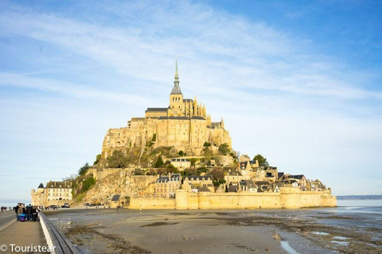 How to get to Mont St. Michel and See the High Tide