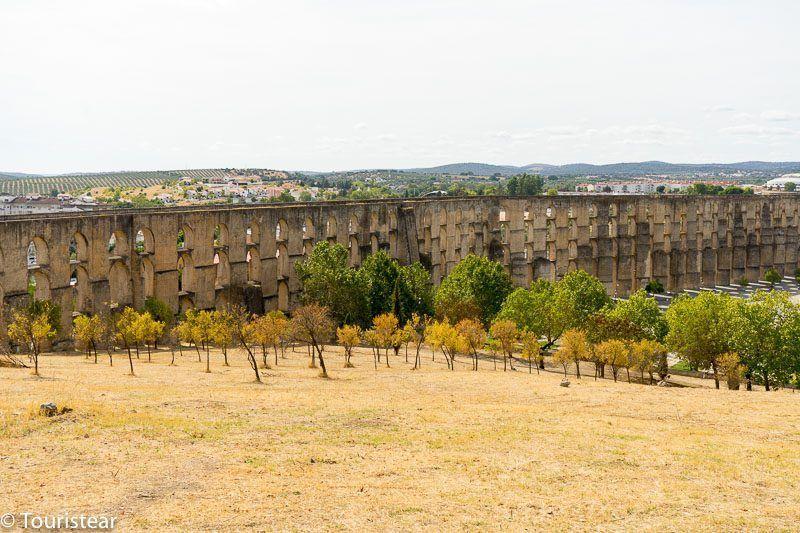 acueducto Elvas Portugal