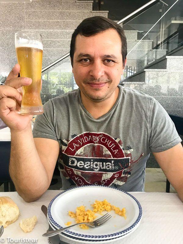elvas portugal restaurante el cristo