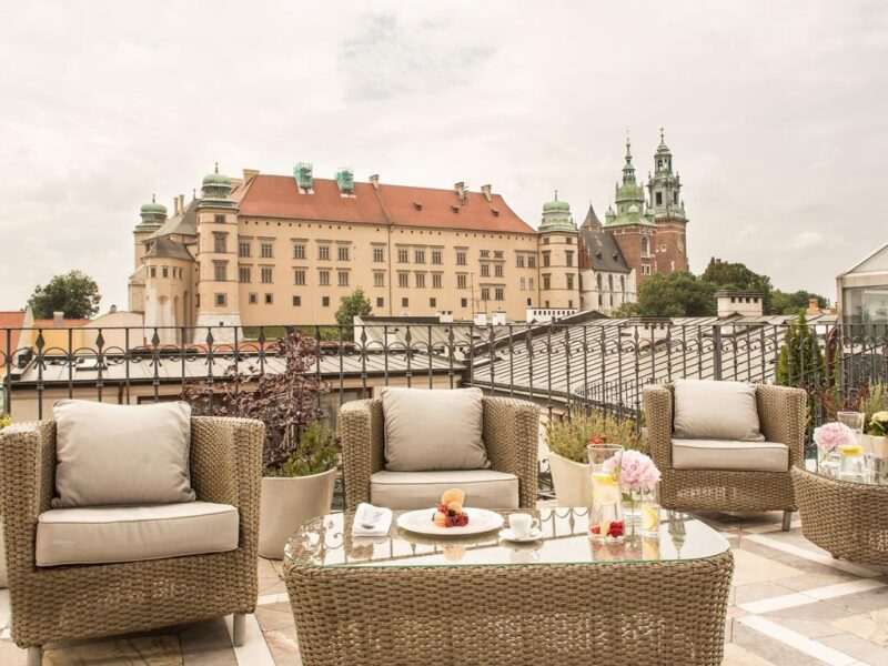 hotel copernicus cracovia, donde alojarse en cracovia
