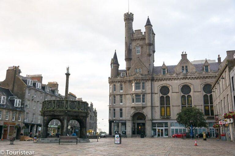 ¿Qué ver en Aberdeen en 1 día? La ciudad de granito