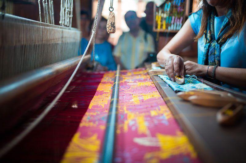 tejido museo de la seda valencia