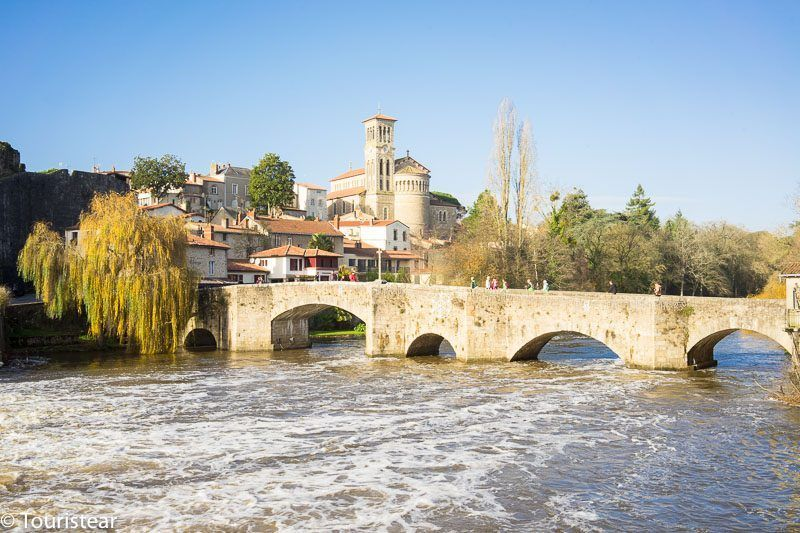 Clisson, near nantes, France