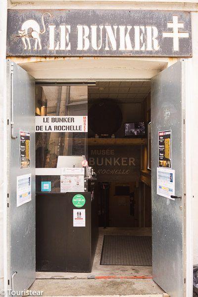 El bunker de la Rochelle, Francia