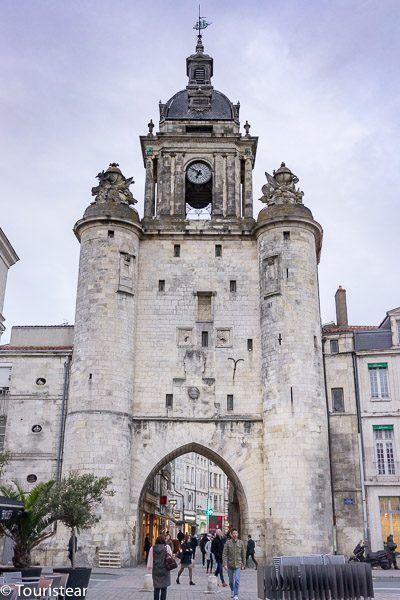 Horloge, La Rochelle, Francia