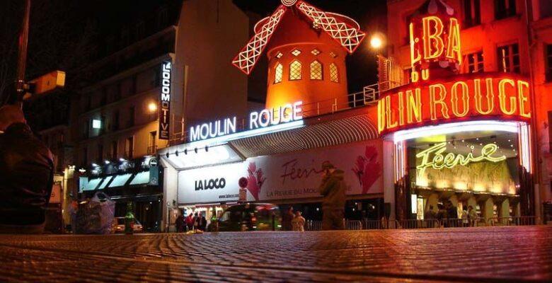Moulin Rouge de Paris, Francia