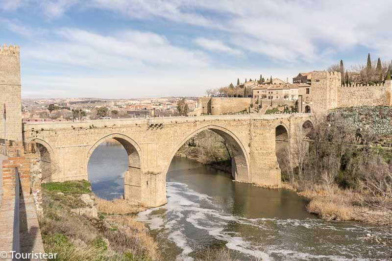 St. Martin's Bridge, Toledo in 2 days,