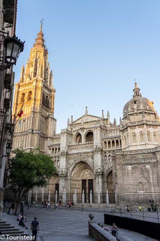 "Toledo in 2 days, the cathedral ""primada"""