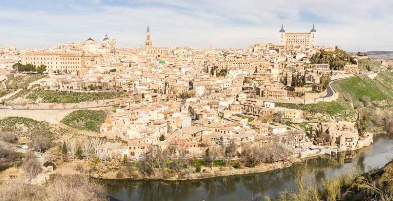 Toledo en 2 días, vistas desde el Mirador