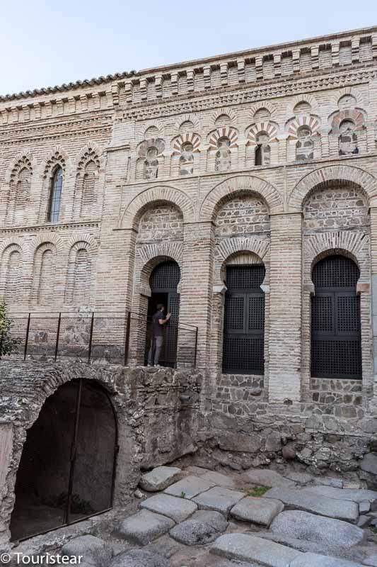 """Toledo in 2 days, """"El Cristo de la Luz"""" mosque"""