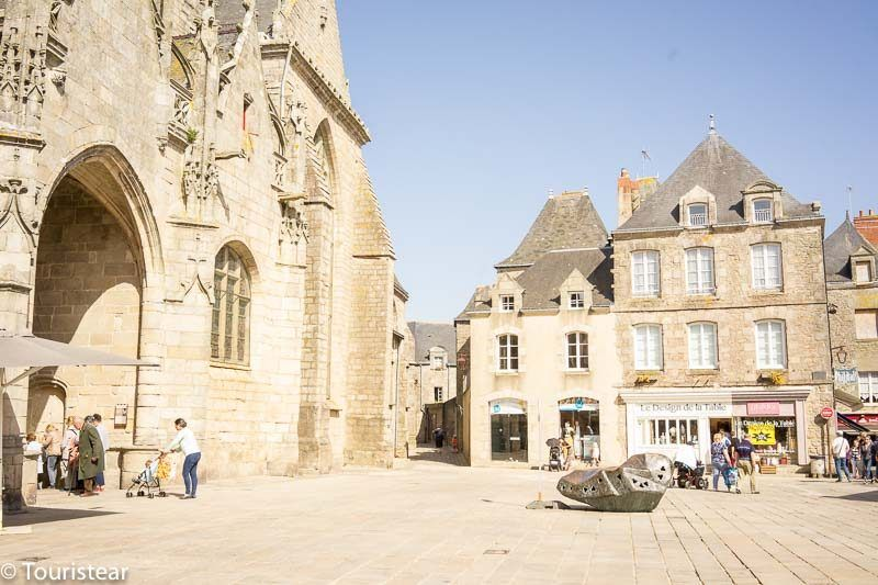 Guerande, a 4-day drive through south Brittany, French Brittany, France