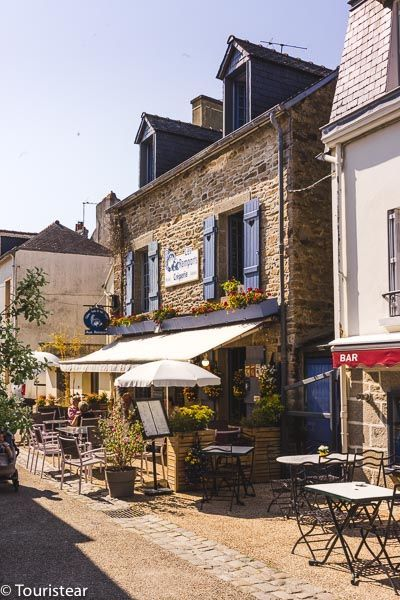 ville close de Concarneau, sur de bretaña, francia