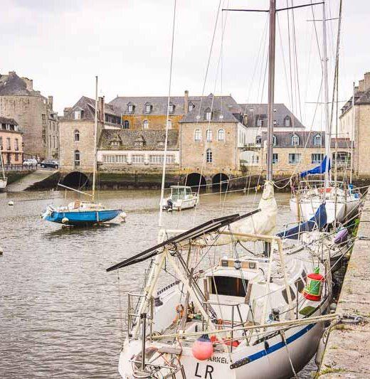 pont-l'Abbé, Bretaña, Francia
