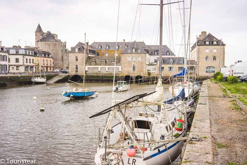 pont-l'Abbé, Brittany, France