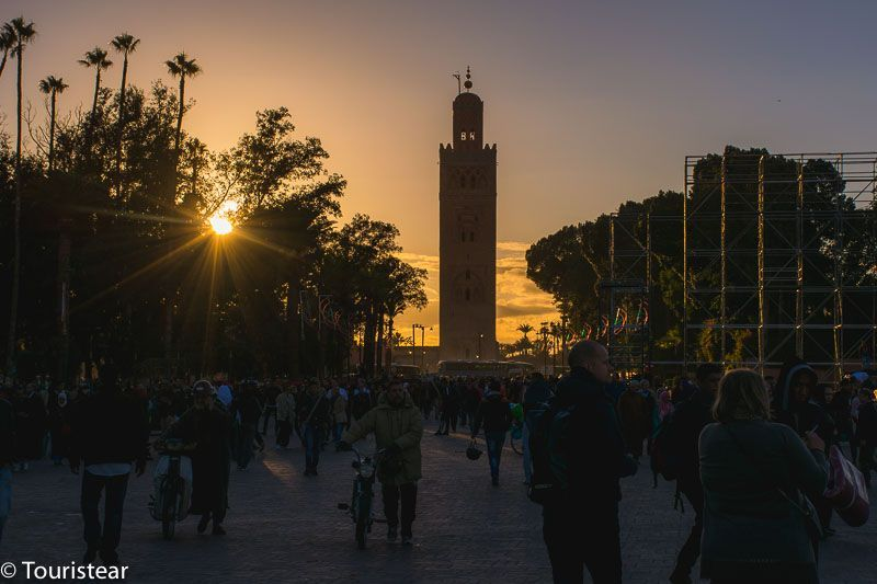 Marrakech, visitas imprescindibles