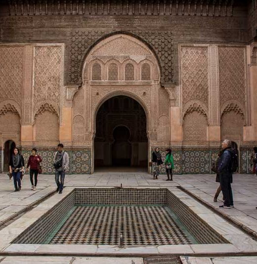 seguro de viajes a Marruecos