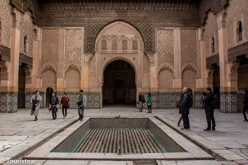 travel insurance to Morocco