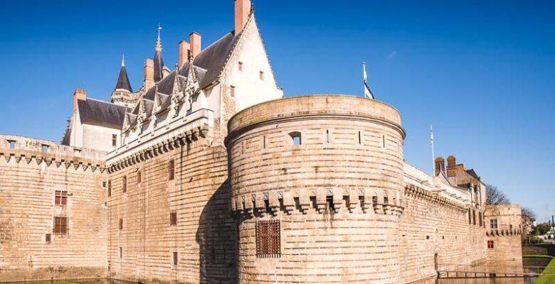 castillo de los duques de Bretaña, Nantes, Francia