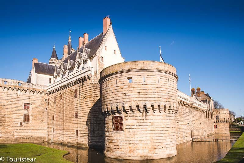 Castle of the Dukes of Brittany of Nantes