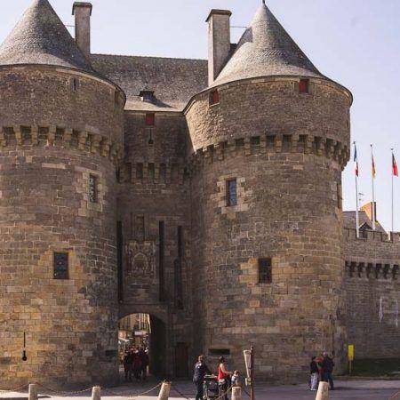que ver en Guerande, Francia