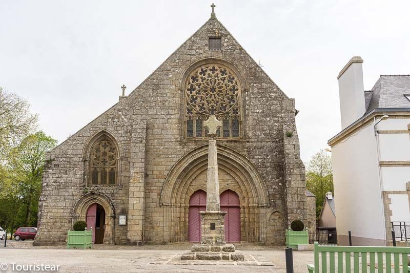 pont l' abbe, Brittany, francia