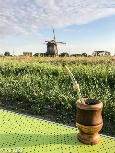 travel by van through Holland, alkmaar cheese route, Dutch cheese market