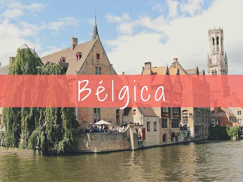 Bélgica, destino de viaje en Europa