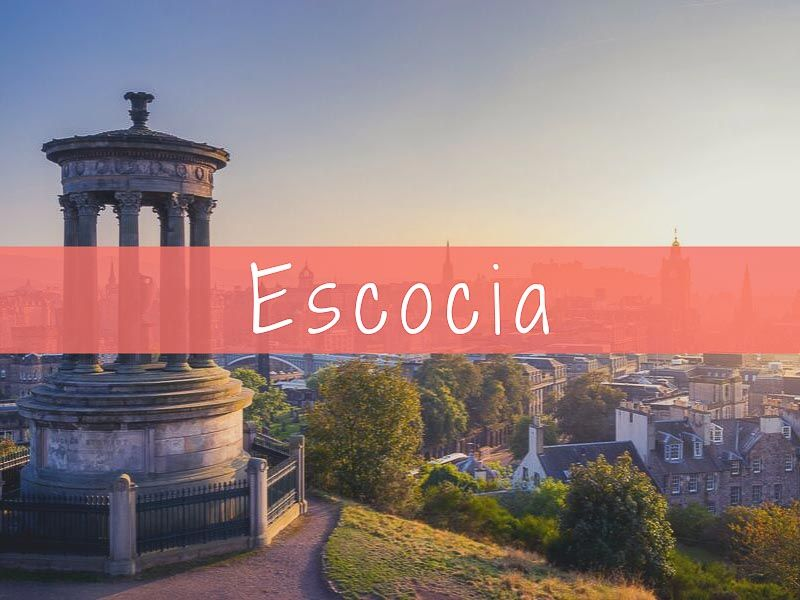 Escocia, destino de viajes europeos