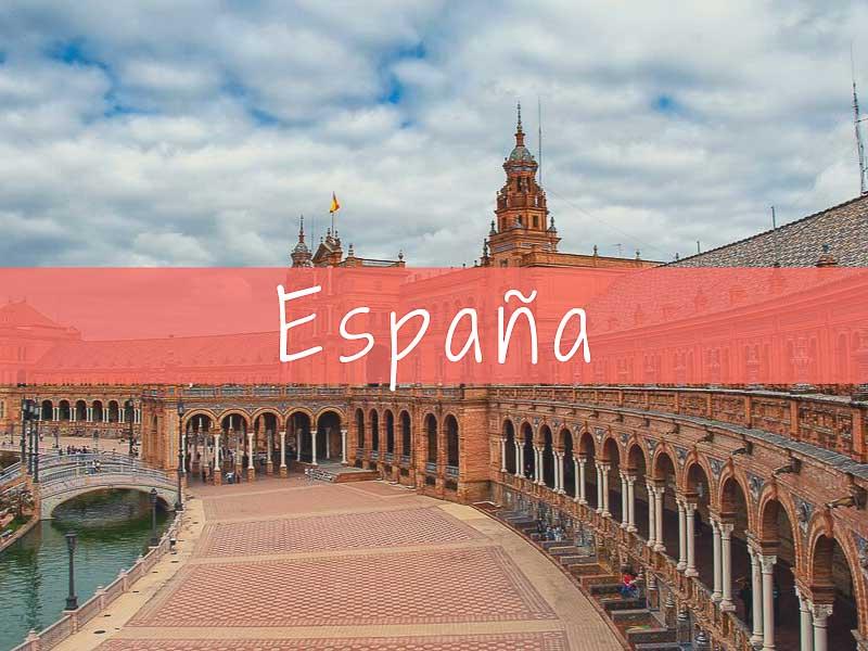 España, destinos de viaje en Europa