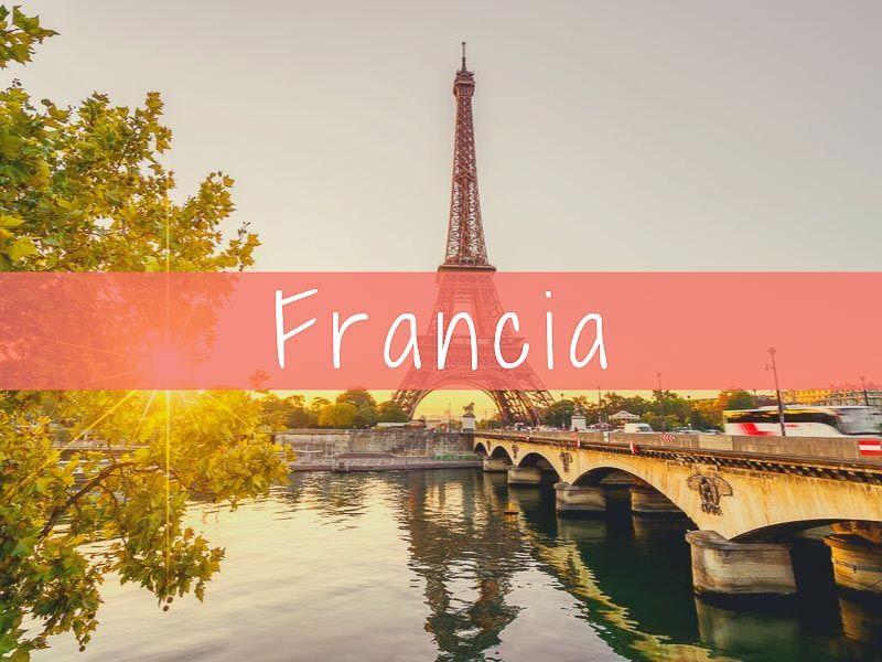 Francia, destinos en Europa
