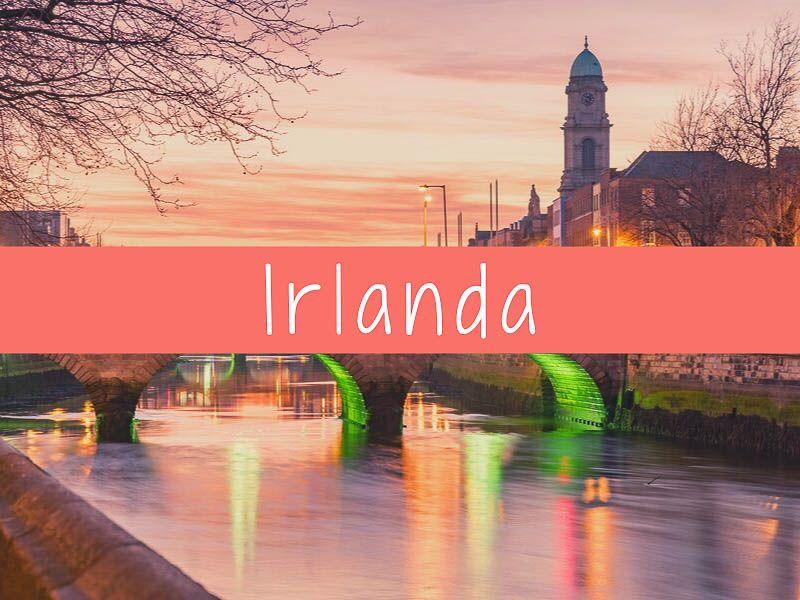 Irlanda, destino de viaje en Europa