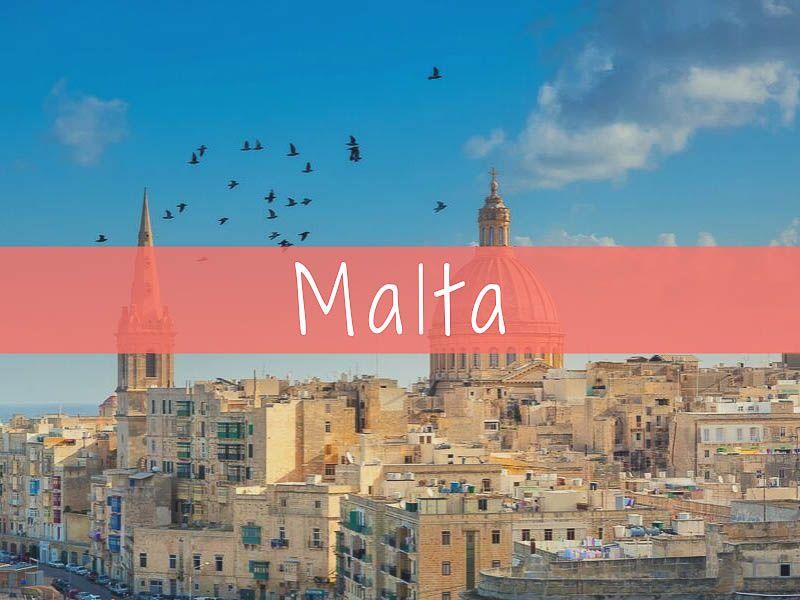 Malta, viajar por destinos europeos
