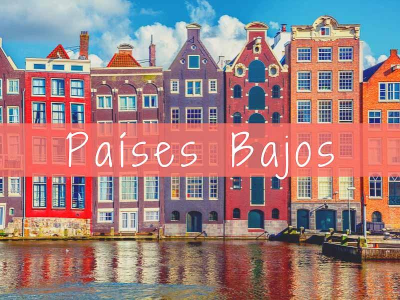 Holanda, Paises Bajos, Viajar por Europa