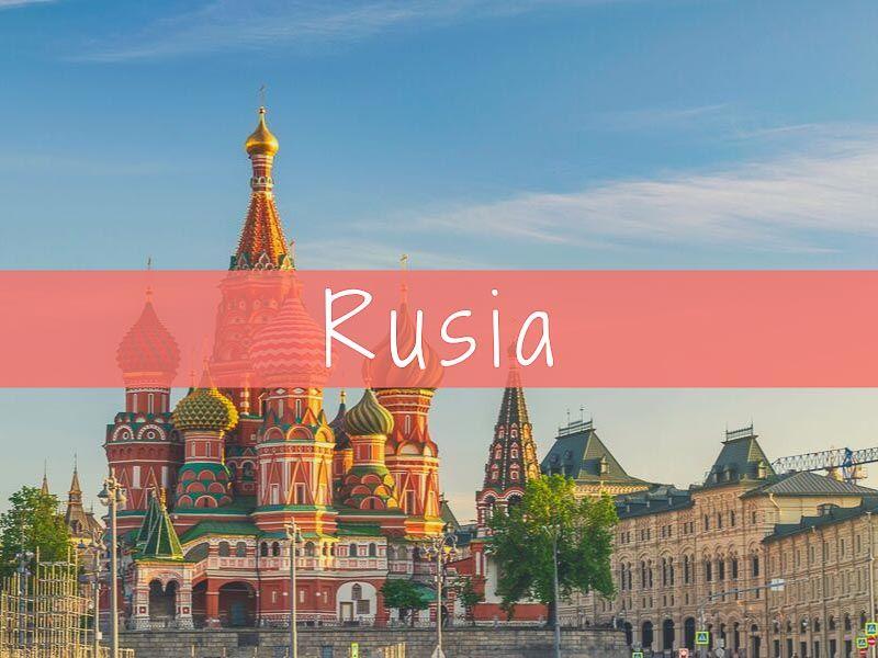 Rusia, viaja por destinos europeos