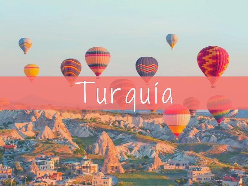 Viajar por Europa, Turquía