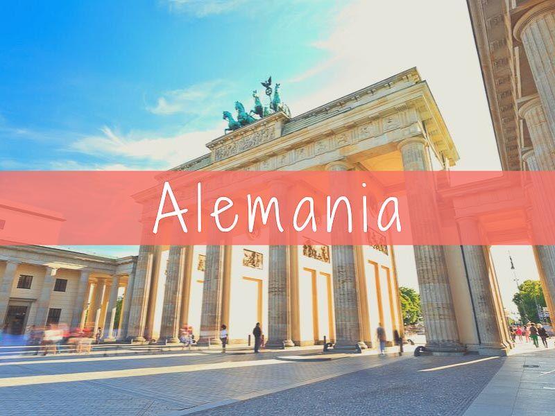 Alemania, destinos de viaje en Europa