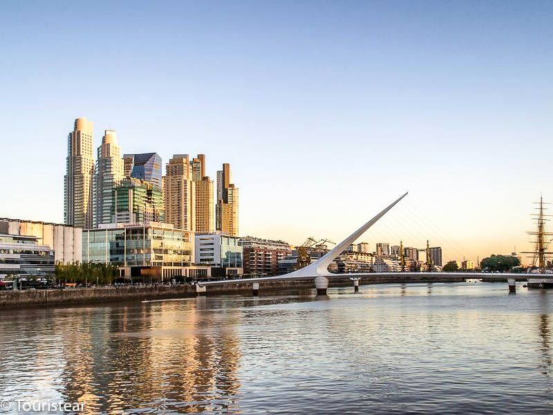 Puerto Madero, Excursions in Buenos Aires, Argentina
