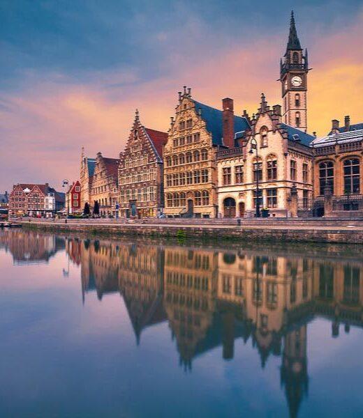 que ver en Gante, Flandes, Bélgica