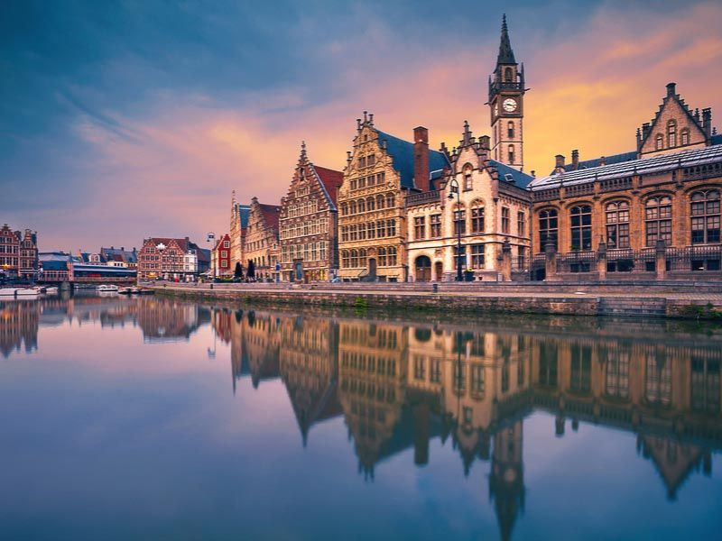 What to see in Ghent, Flanders, Belgium
