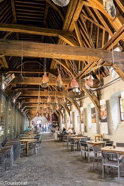 Lonja de la carne de Gante, Bélgica