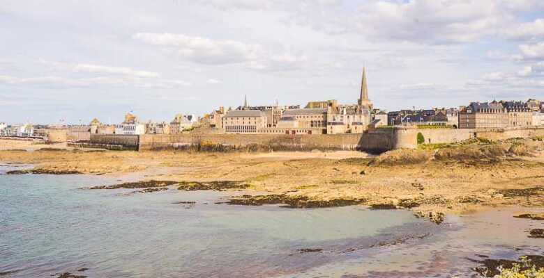 Saint-Malo, Brittany France