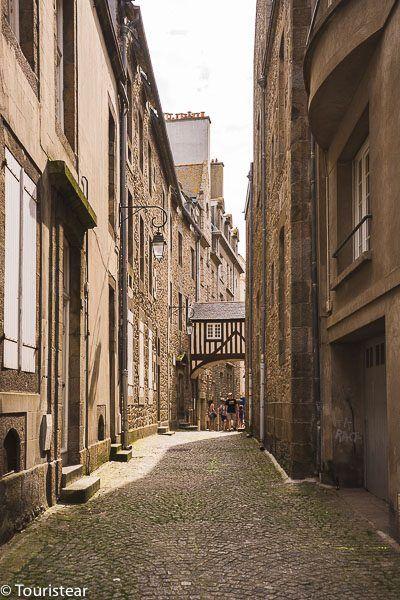 Saint Malo, Brittany, France