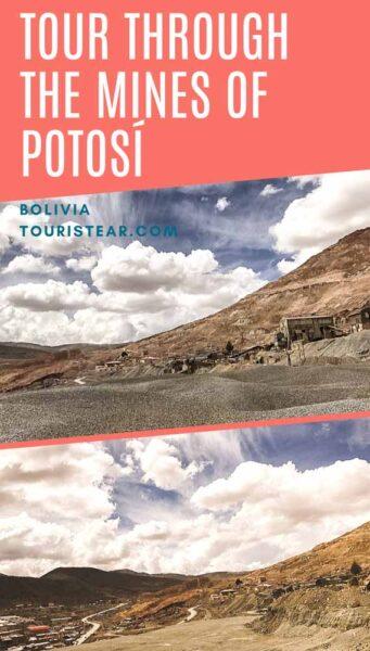 Minas de Potosi, bolivia