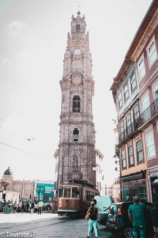Clerics Tower, Porto, Portugal