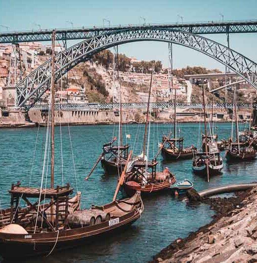 Visitas imprescindibles en Oporto