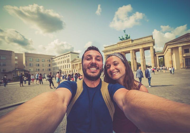 planes romanticos en berlin, alemania