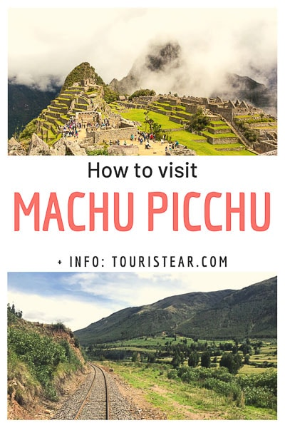 Machu Picchu, how to get there, travel advices, different ways to arrive to Machu Picchu, Peru